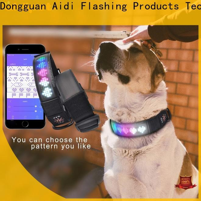 AIDI illusion dog collar inquire now for pet