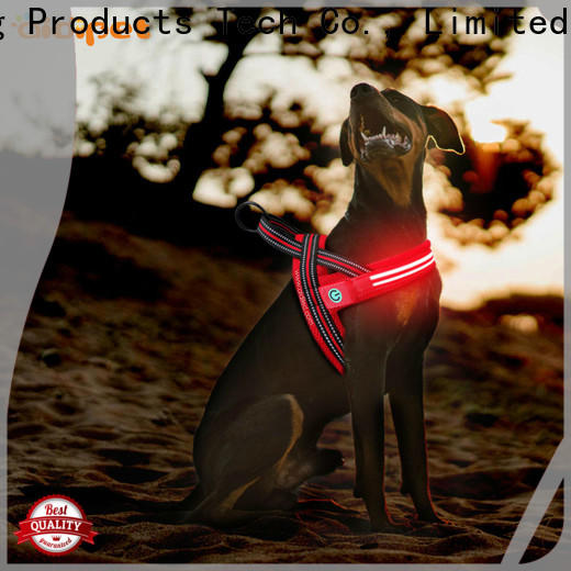 AIDI reflective dog harness directly sale for outdoors