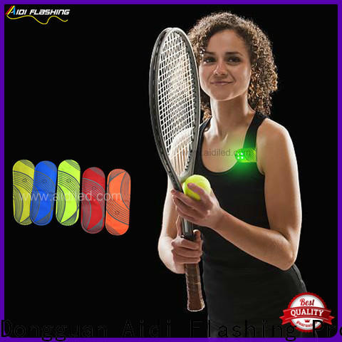 AIDI safety lights for runners factory price for outdoors