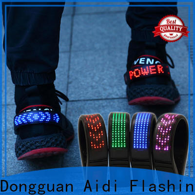 AIDI led shoe clip inquire now for kids