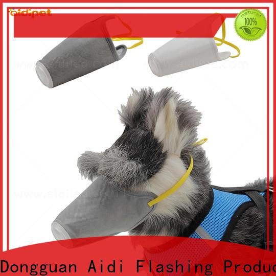 AIDI reflective pet collar accessories wholesale for