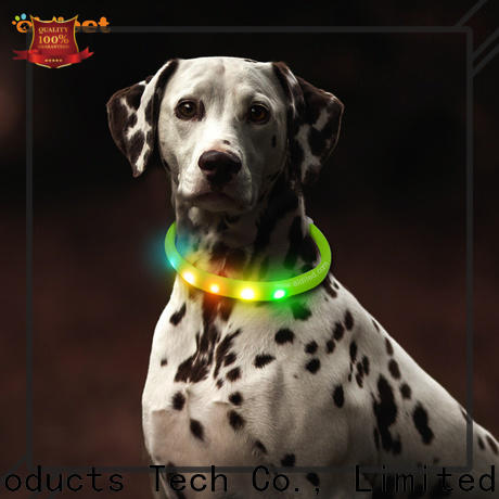 AIDI filament best lighted dog collar factory for outdoors
