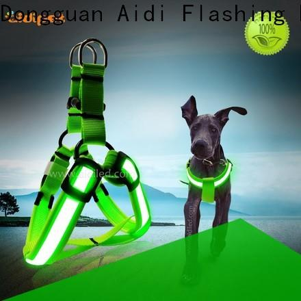 AIDI lighted dog harness directly sale for pet