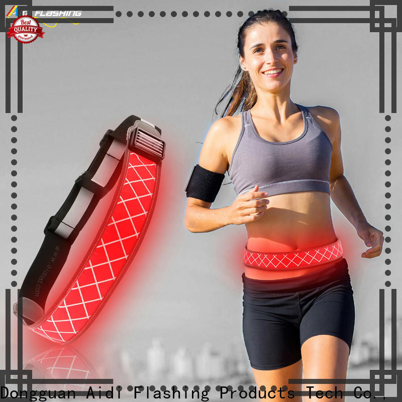 AIDI safe fitness waist belt from China for adults
