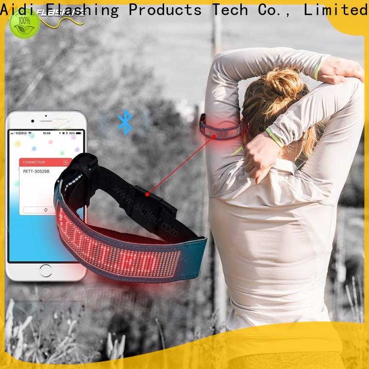 AIDI led arm band manufacturer for man