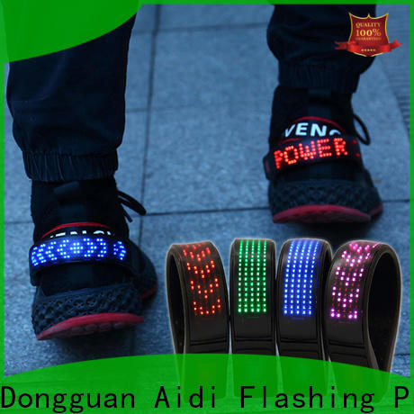 AIDI durable clip on shoe lights inquire now for outdoors