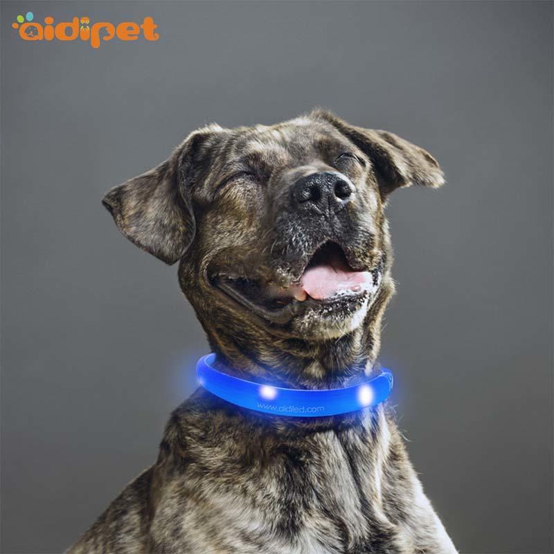 AIDI-Find Led Dog Collars Aidi-c5 Rechargeable Pet Led Dog Collar-2
