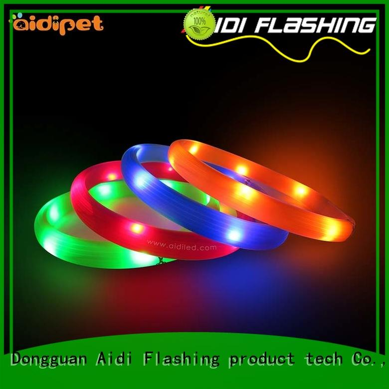 led light for dog collar verison light up dog collar rechargeable company