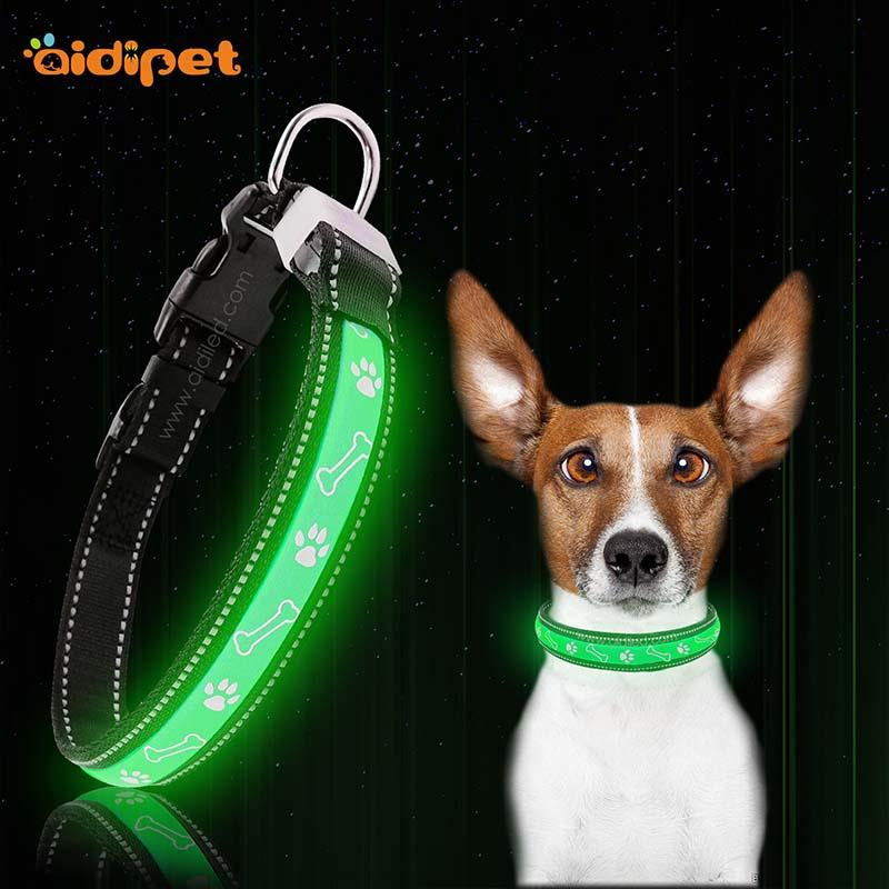 AIDI-Best Led Dog Collar Waterproof Aidi-c19 2018 Trending Products-1