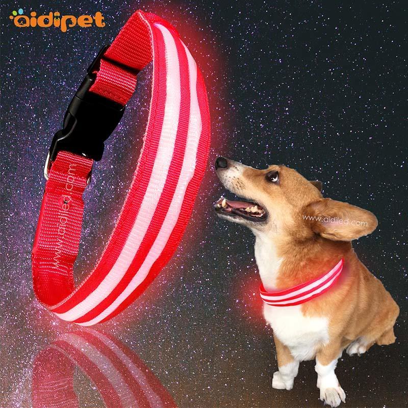 AIDI-High-quality Flashing Dog Collar | Aidi-c16 Custom Super Bright-1