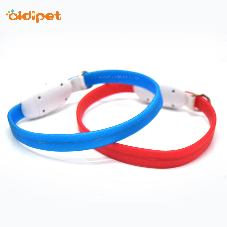 Waterproof Light Up Dog Collar  AIDI-C9