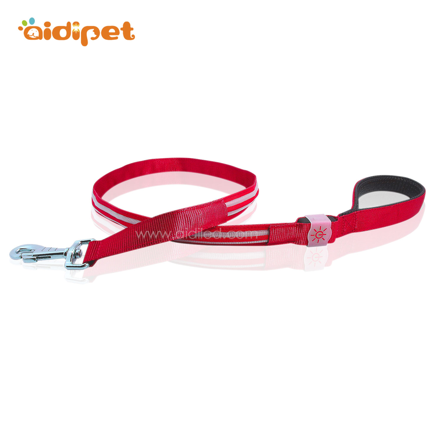 AIDI-Led Dog Leash with Fashlight AIDI-L3
