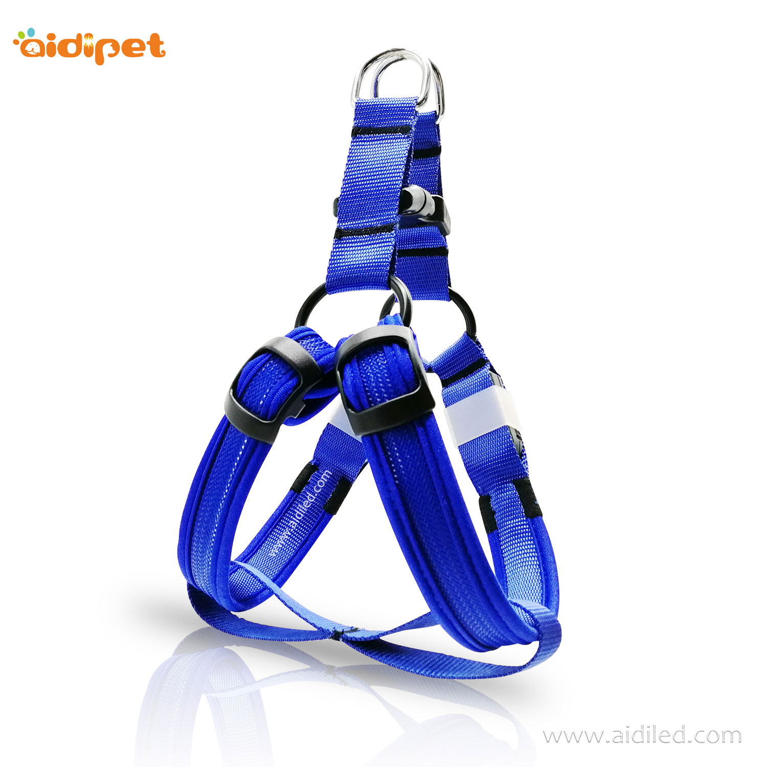 double lighted dog harness directly sale for street-AIDI-img-1