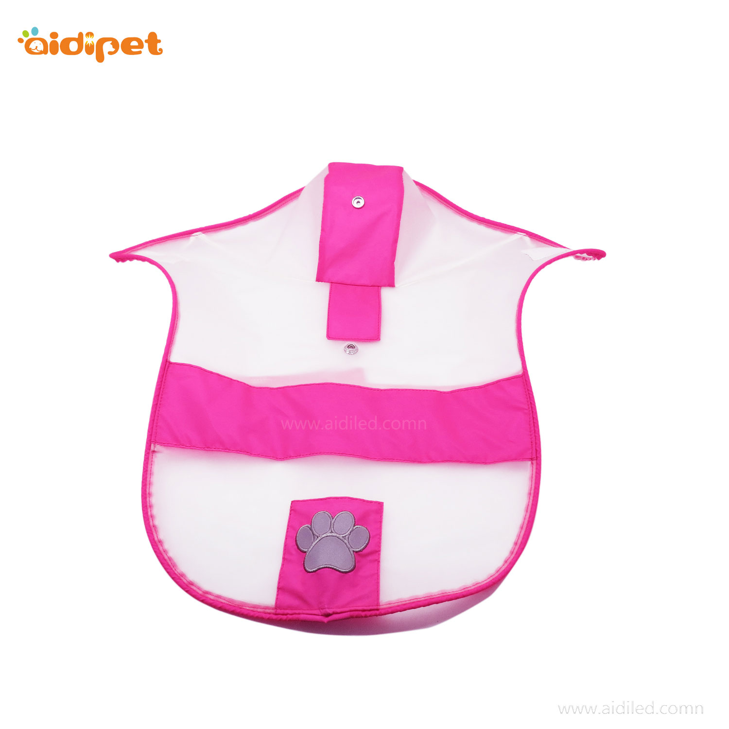 AIDI flashing reflective dog harness from China for pet-pet product manufacturers, wholesale dog pro-1