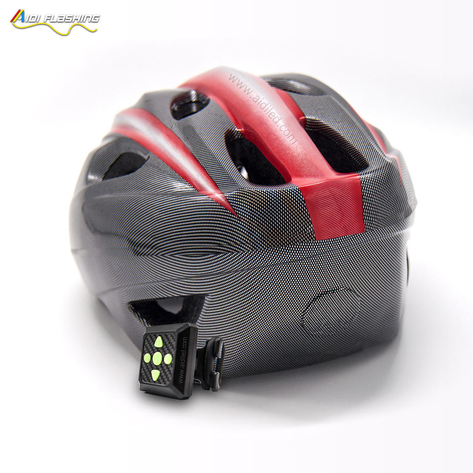 light up smart led helmet for bicycle riding AIDI-S18