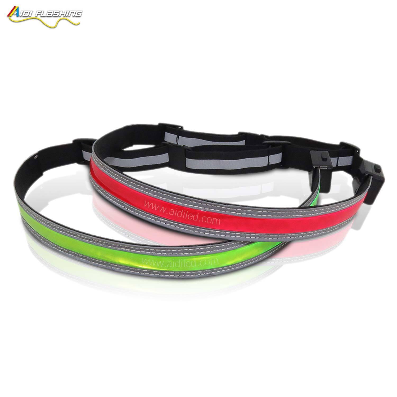 Led outdoor sport waist belt (for children) AIDI-S13