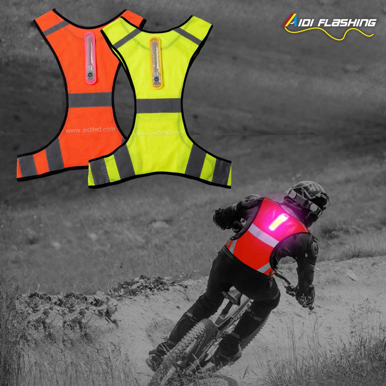 AIDI-high visibility vest | Led Vest | AIDI-1