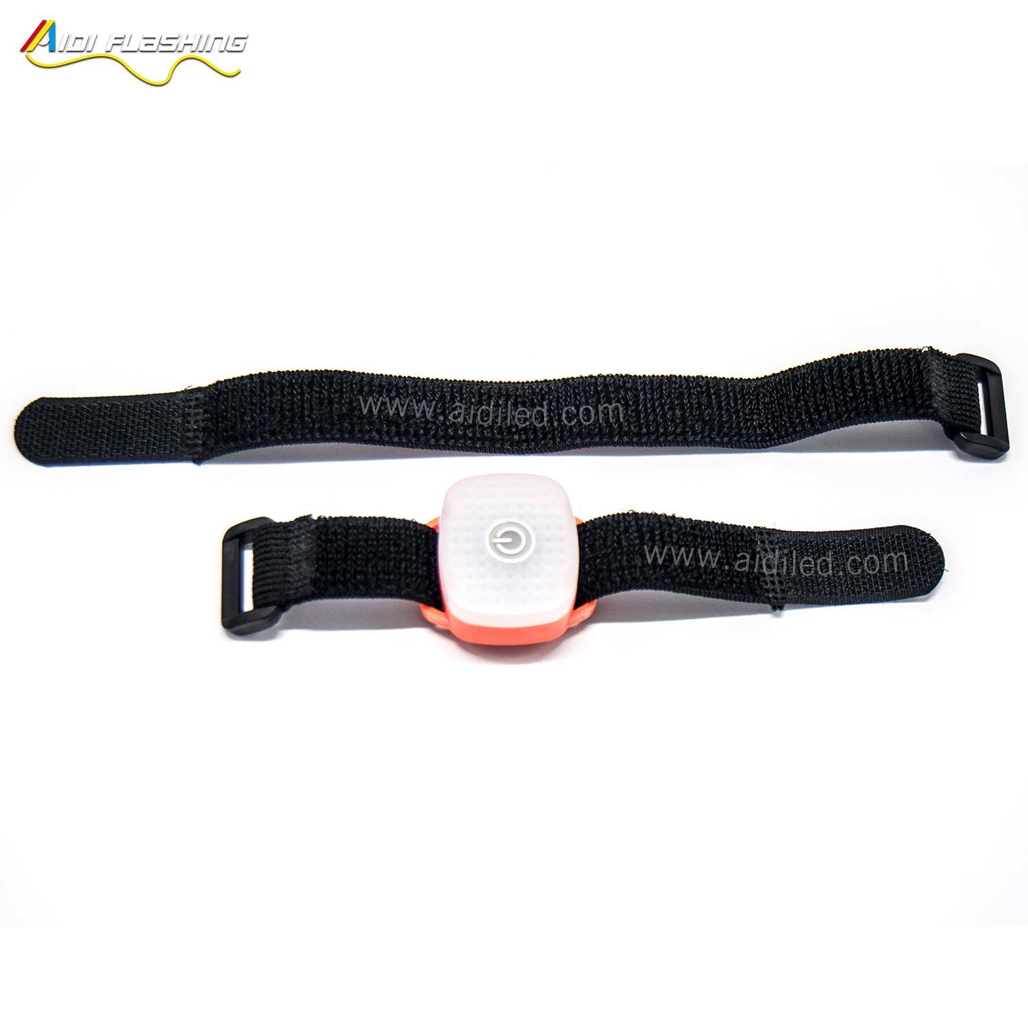Safety  head Led sweatband AIDI-S19