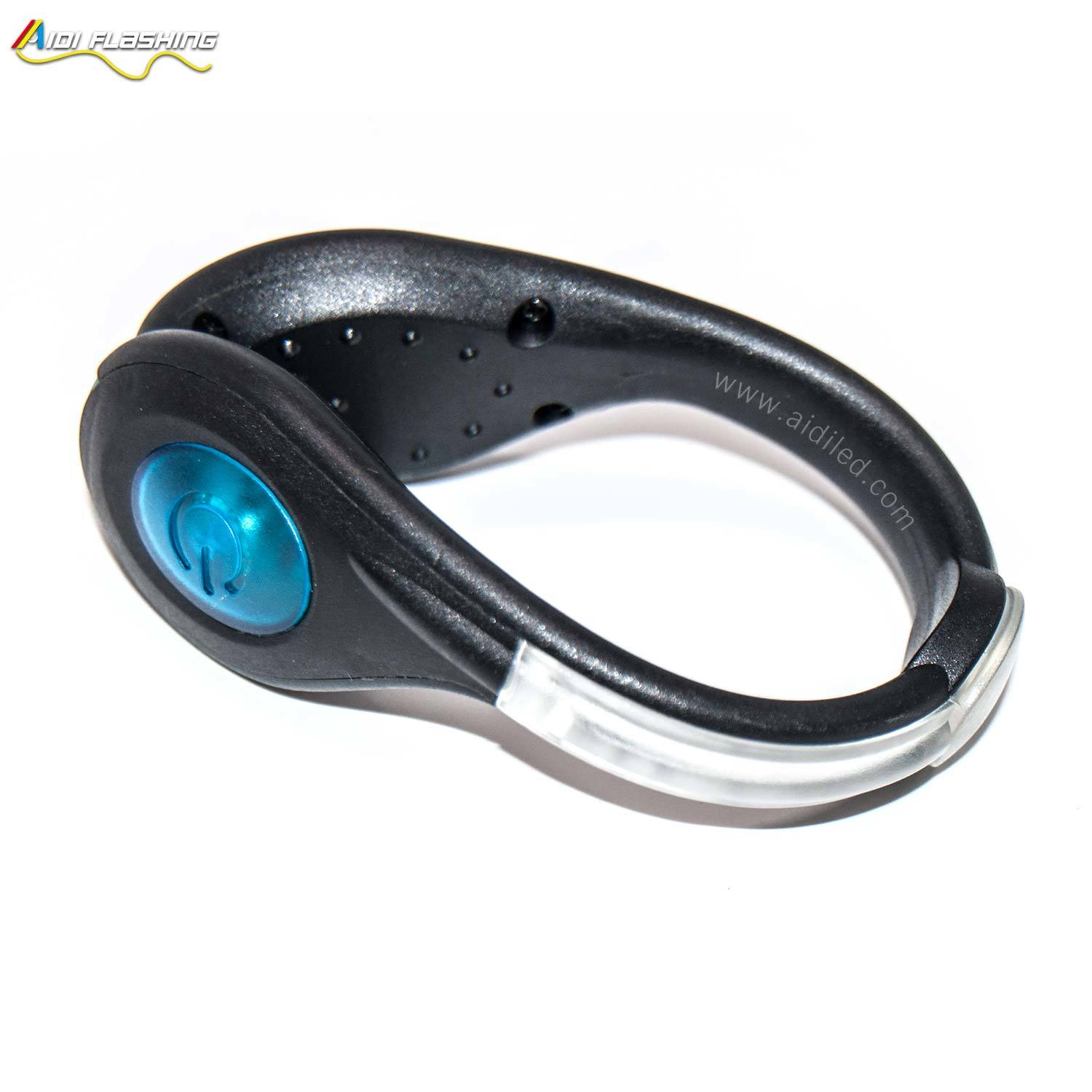 USB rechargeable night runner led shoe clip  AIDI-S3