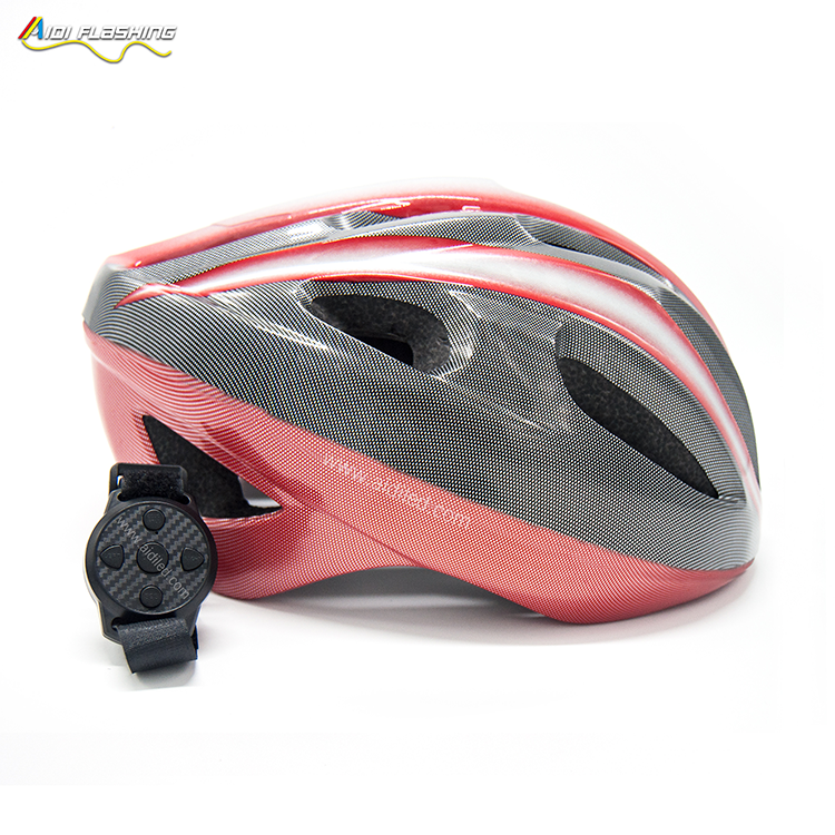-Led Light Up Smart Helmet For Bicycle Riding Aidi-s18-shenghong