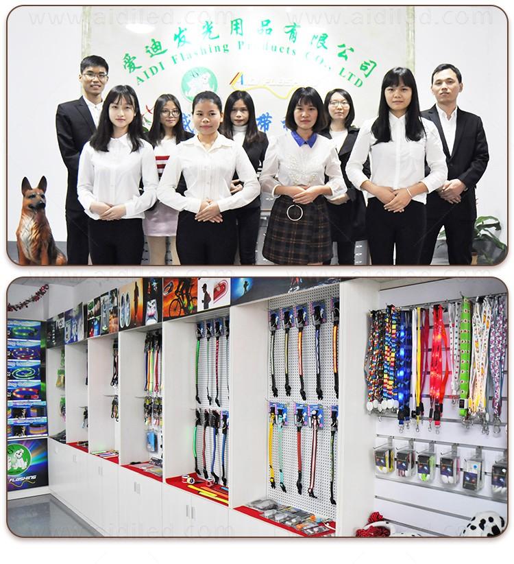 product-AIDI-C5 Rechargeable Pet Led Dog Collar-AIDI-img-2