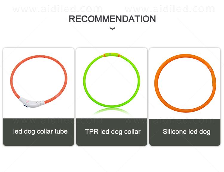 durable led collar light factory for walking-2