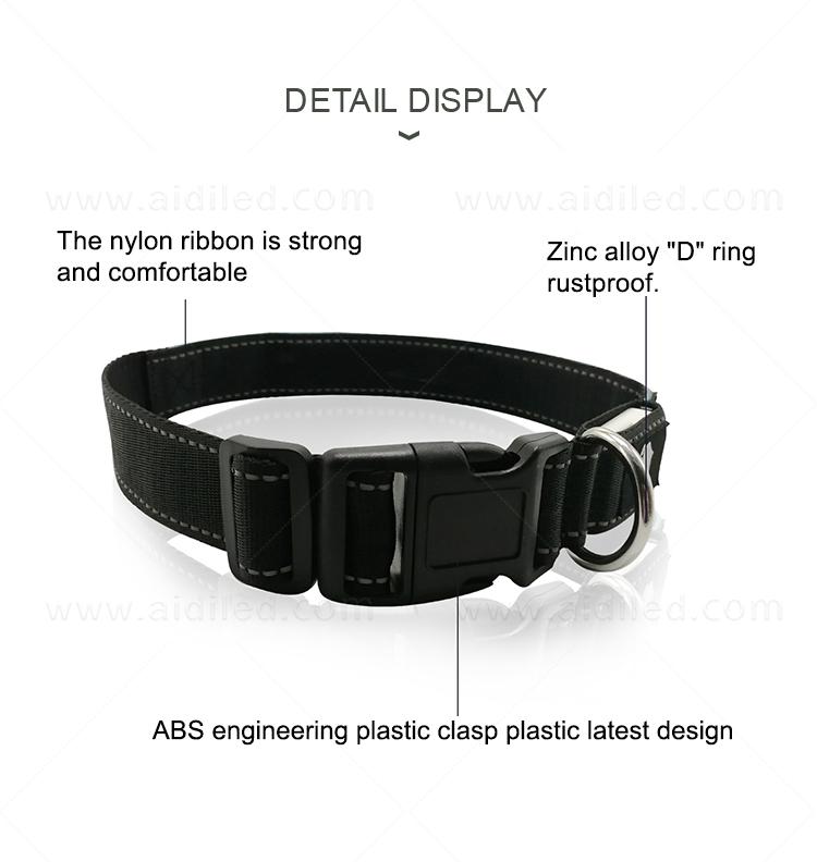 durable led collar light factory for walking-11