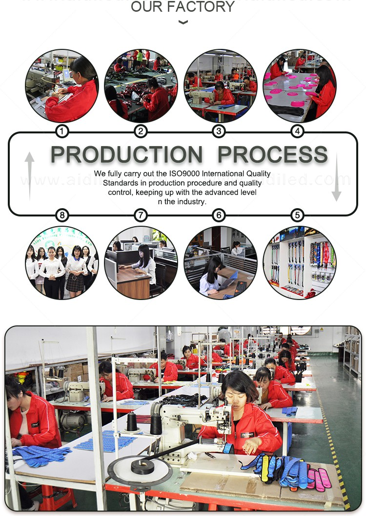durable led collar light factory for walking-13