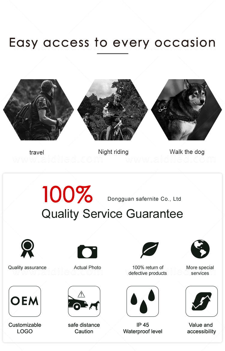 reflective dog collar accessory wholesale for pet