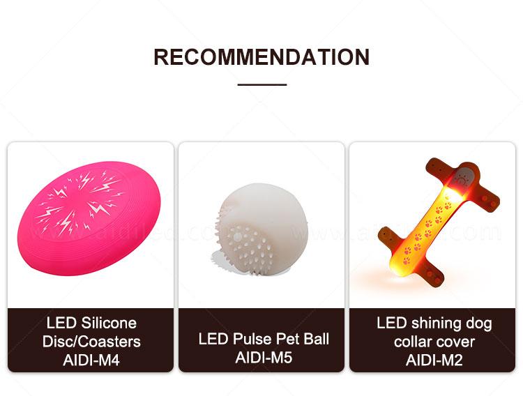 product-AIDI-led silicone pet light AIDI-M1-img