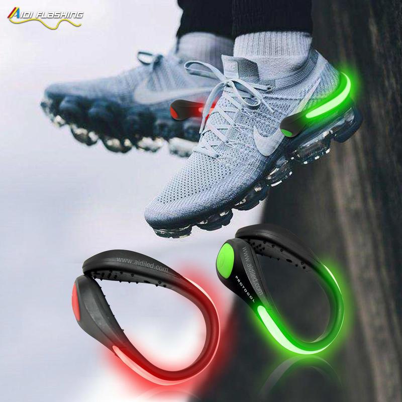 Led light up shoe clips (for children) AIDI-S2