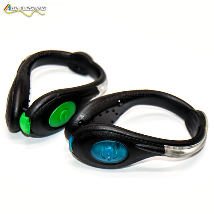 Dot Light Led USB Shoe Clip AIDI-S4