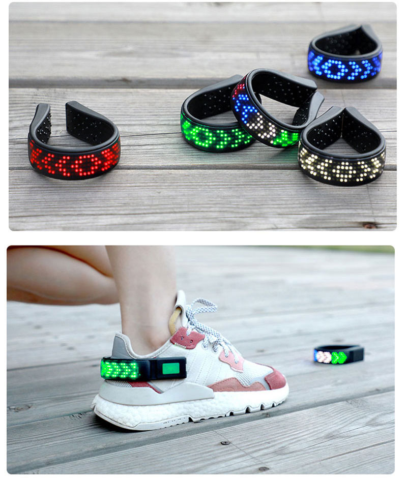 adjustable clip on shoe lights inquire now for sports-8