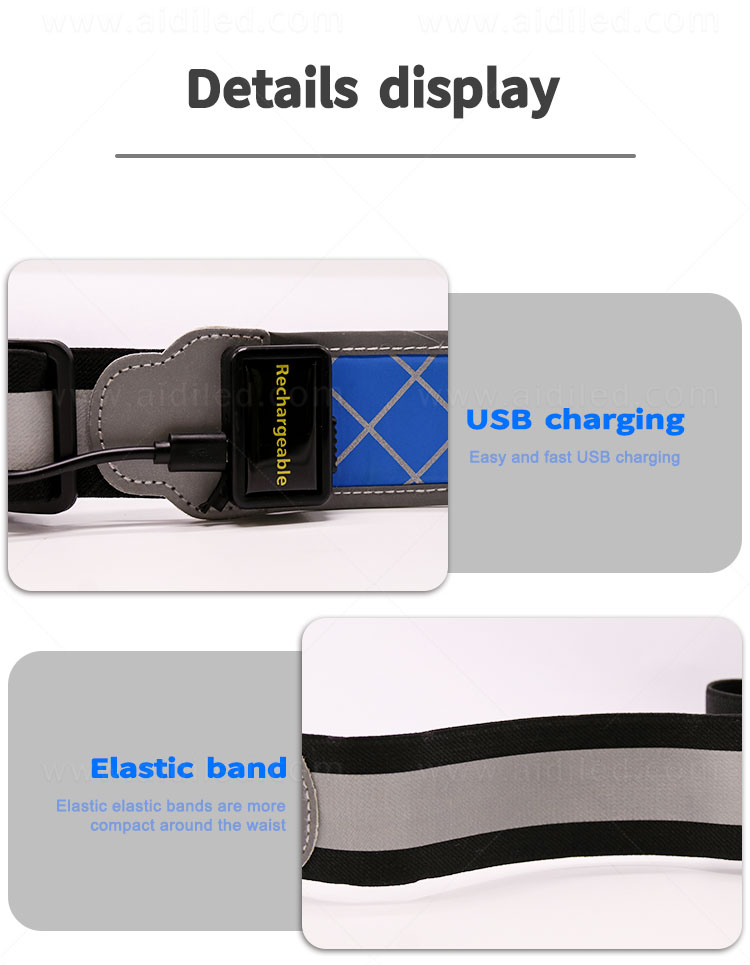 air permeable jogging waist belt customized for woman-10