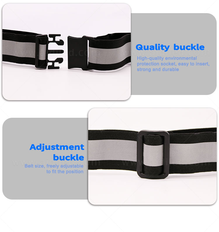 product-Outdoor sport Led waist belt for safety for adults AIDI-S12-AIDI-img-1