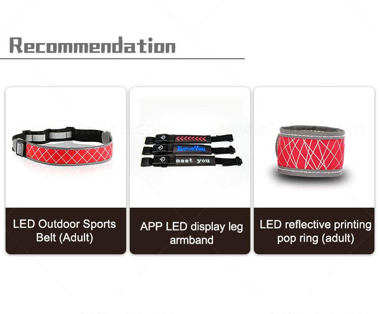 AIDI safe jogging waist belt manufacturer for woman