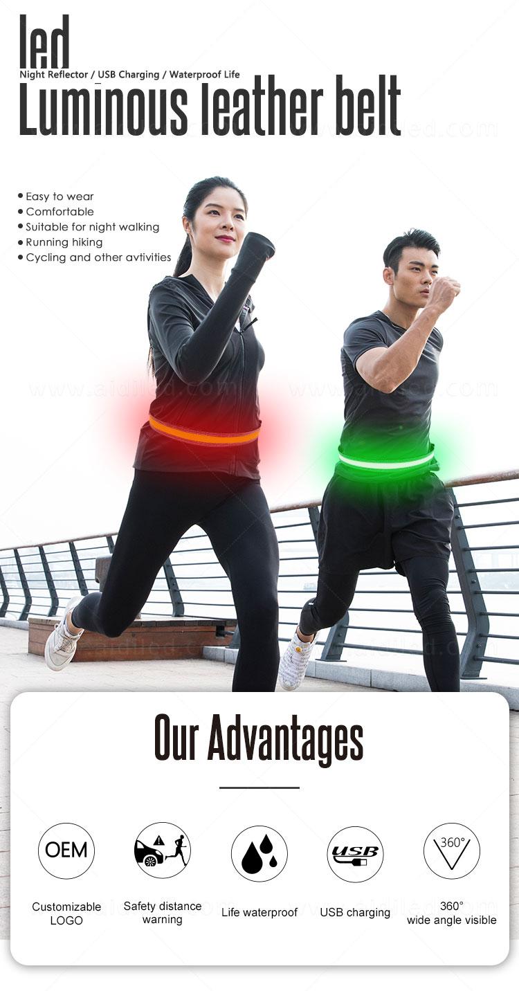 AIDI safe jogging waist belt manufacturer for woman-2
