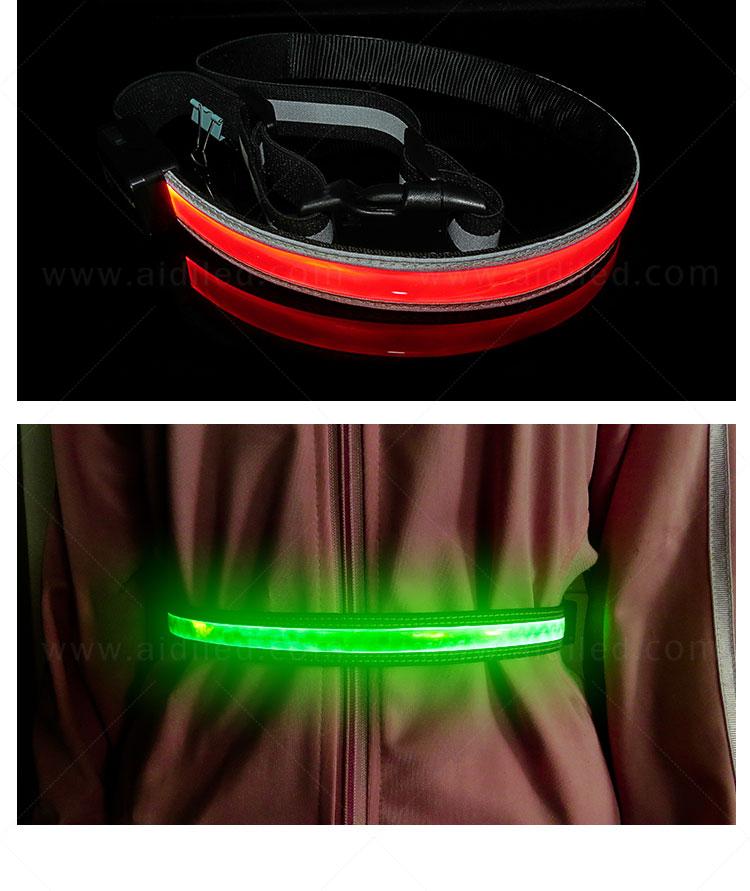 product-AIDI-Led outdoor sport waist belt for children AIDI-S13-img-1