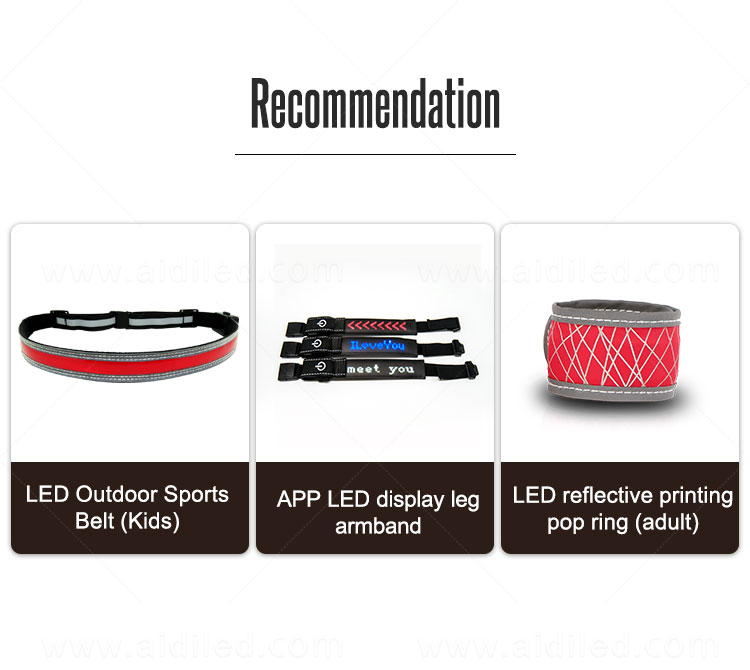 product-AIDI-Led outdoor sport waist bag running bum bag AIDI-S16-img