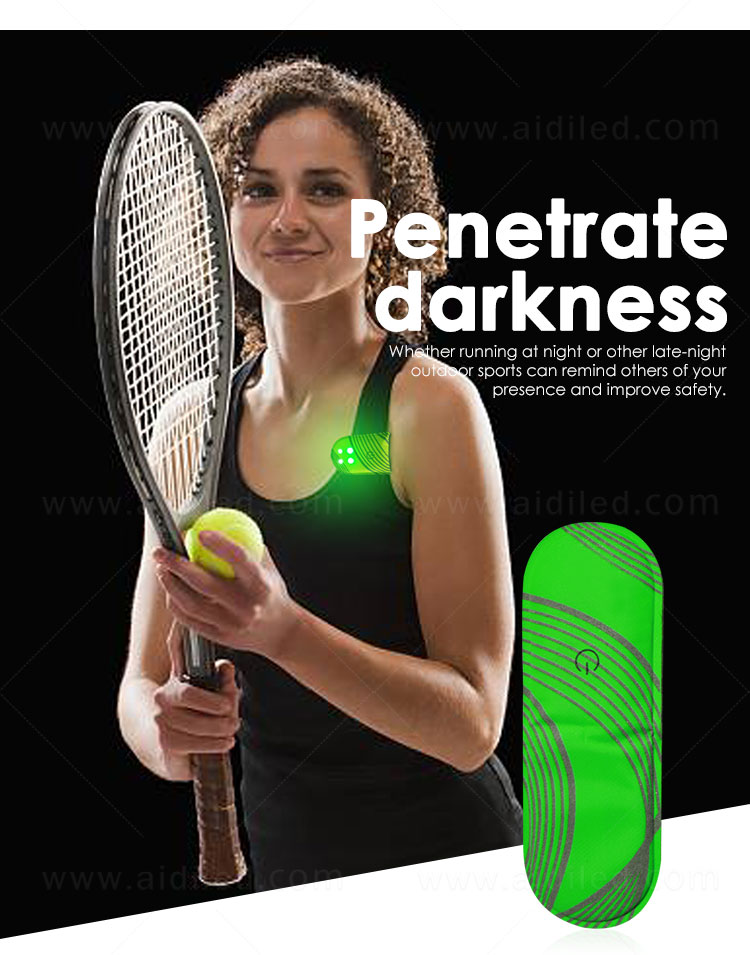 rechargeable safety lights for runners supplier for outdoors-7
