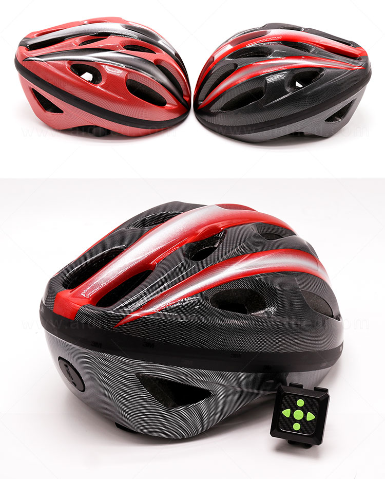 AIDI professional led bike helmet with good price for woman-6
