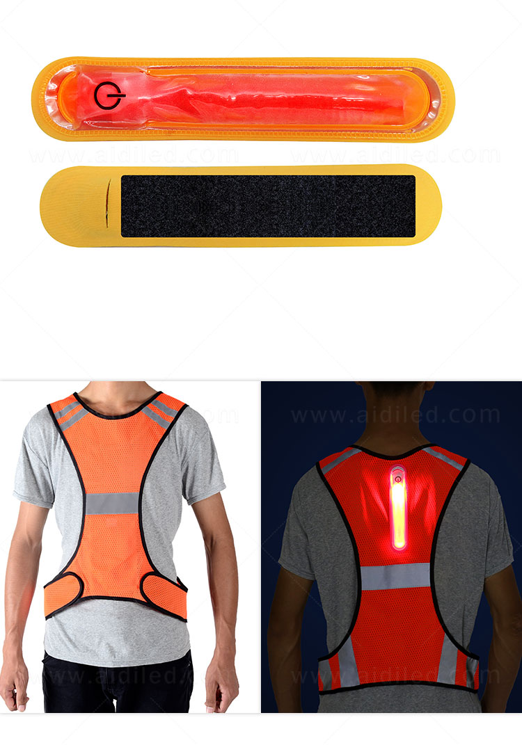 AIDI high visibility vest series for sports-7