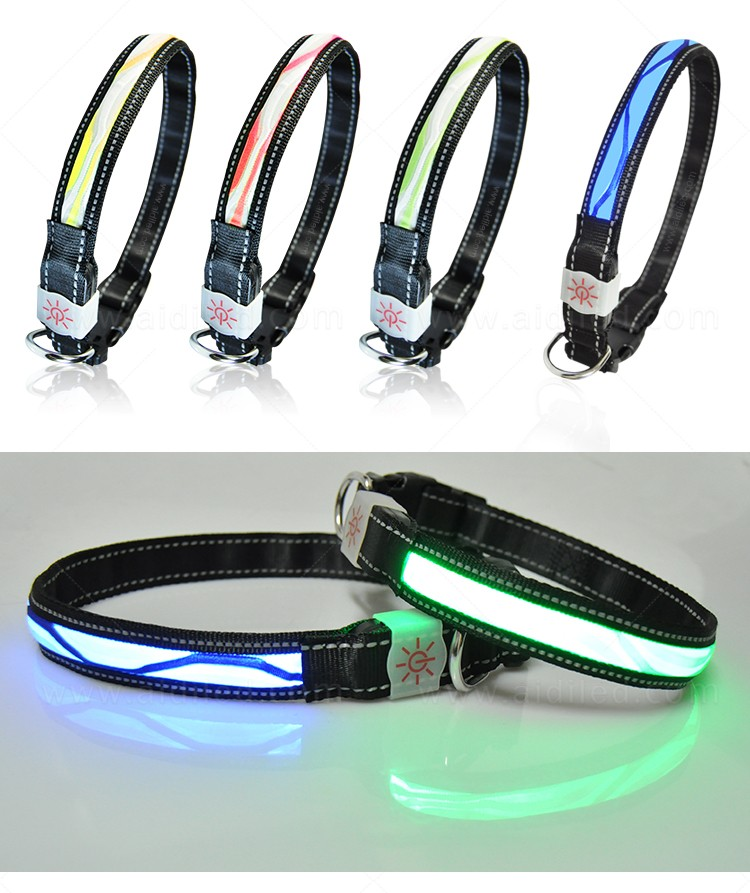 product-AIDI-C12 LED shining dog collarleash cover-AIDI-img