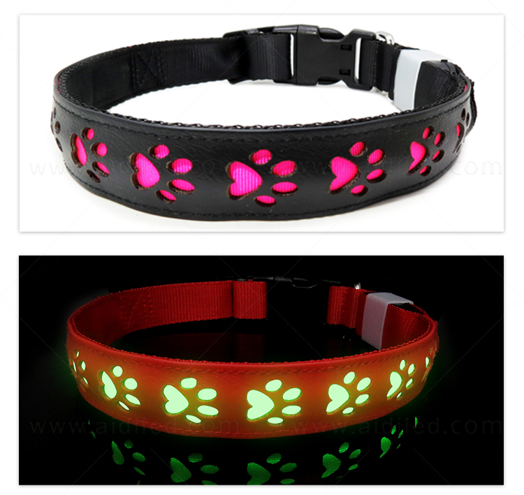 product-AIDI-C20 Wholesale Pet Dog Led Collar-AIDI-img-1