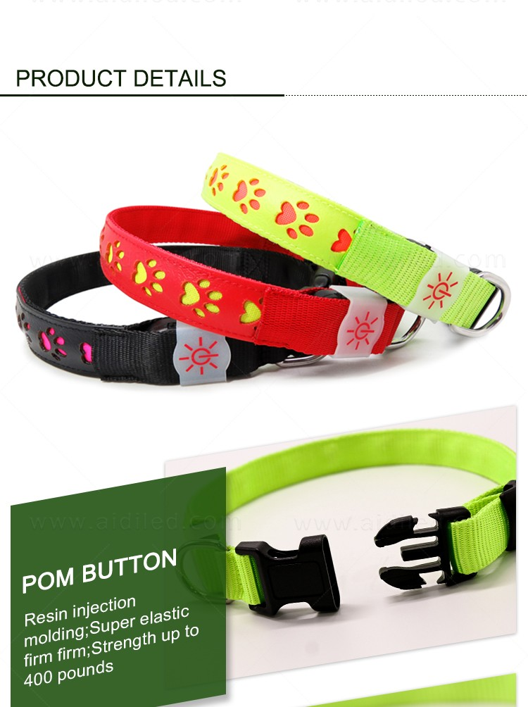 product-AIDI-AIDI-C20 Wholesale Pet Dog Led Collar-img-1