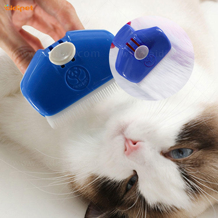 M8 Pet Hair Comb with Plastic Blades
