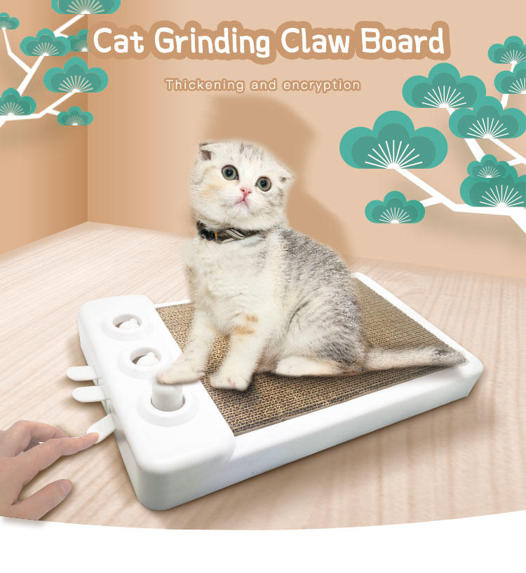 M11 Cat Claw Grinding Board Toy