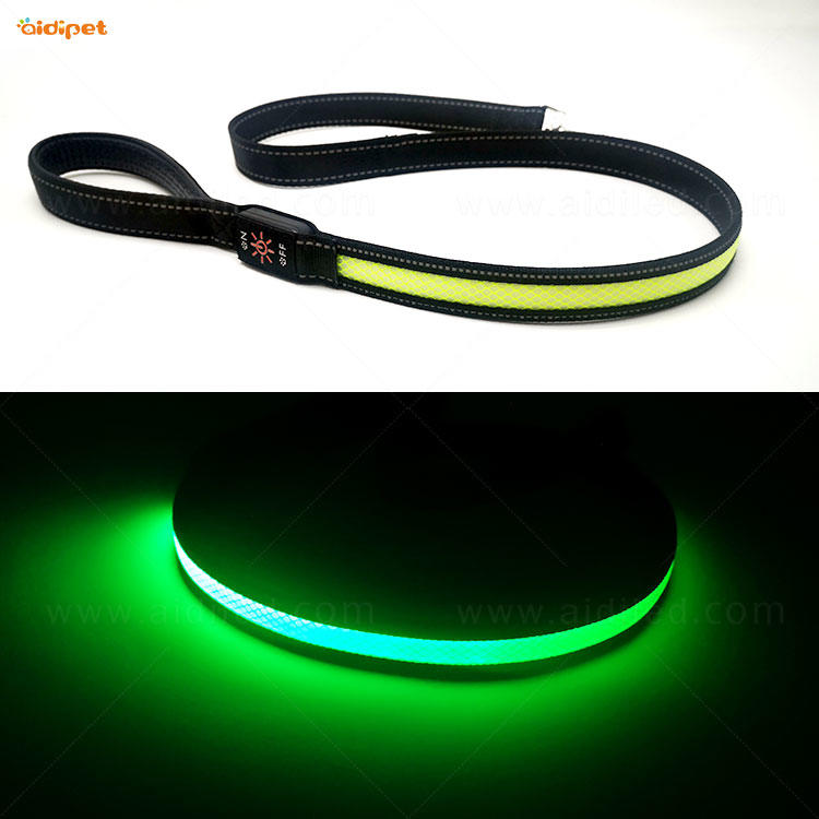 L30 Led reflective dog leash