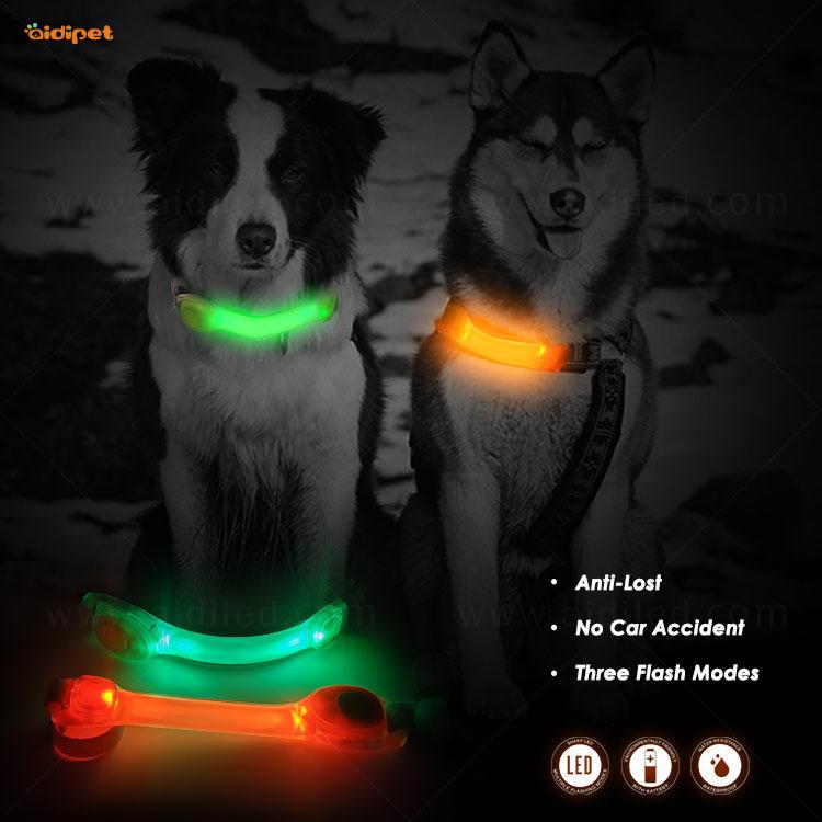 AIDI-M7 LED Collar Cover Light Dog Light Accessory