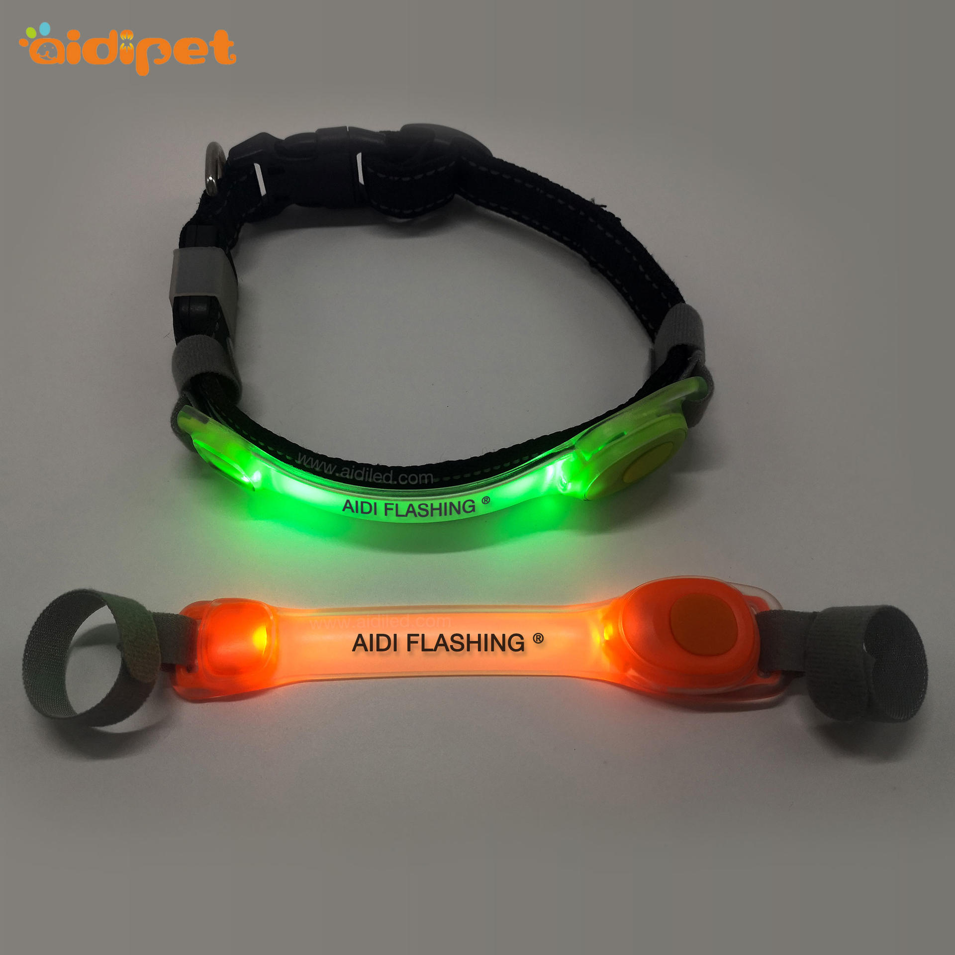AIDI-M7 LED Collar Cover Light Dog Light Accessory